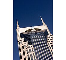 AT&T Building Architecture Photographic Print