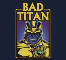 Bad Titan One Piece - Short Sleeve