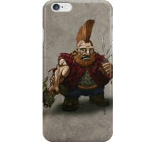 The Dwarf_Present iPhone Case/Skin