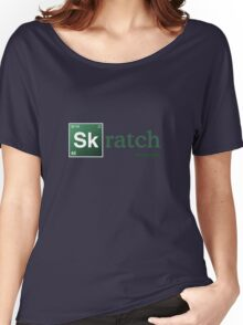Skratch #turntablist - Breaking Bad Style Women's Relaxed Fit T-Shirt