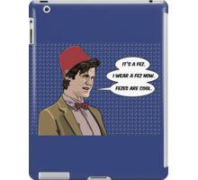 Cool Fez iPad Case/Skin