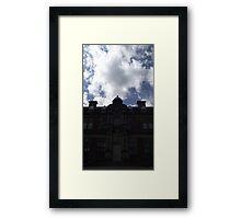 National Trust Sudbury Hall Framed Print