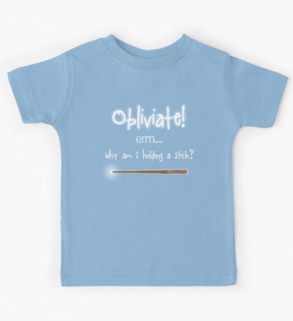 Obliviate  Kids Tee