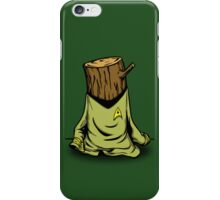 Captain's Log iPhone Case/Skin
