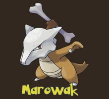 Marowak Typo by Stephen Dwyer