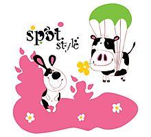 SpotStyle 1 Photographic Print