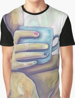 Morning Meditation Graphic T-Shirt