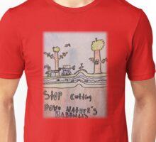 Xavier - Save Natural Habitats T Unisex T-Shirt