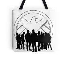 The Agents of SHIELD Tote Bag