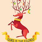 Ours is the eggnog by LordWharts