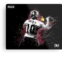 RG III  Metal Print