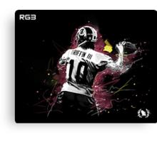 RG III  Canvas Print