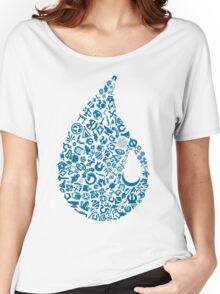 Island Mosaic Women's Relaxed Fit T-Shirt