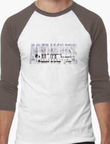 TB303 Acid House Men's Baseball ¾ T-Shirt