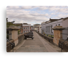 The Famous Derry Walls Canvas Print