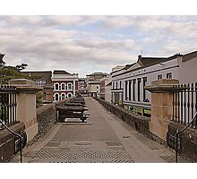 The Famous Derry Walls Photographic Print
