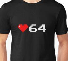 LOVE64 Unisex T-Shirt