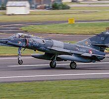 Dassault Étendard IVP 109 by Colin Smedley