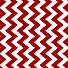 Twin Peaks Red Room Pattern Phone Case by Steelbound