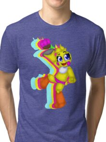 Toy Chica-Lets Party! Tri-blend T-Shirt