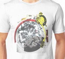 Turntable Ashtray (Semi-Transparent) Unisex T-Shirt