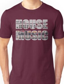TR909 House Music Unisex T-Shirt