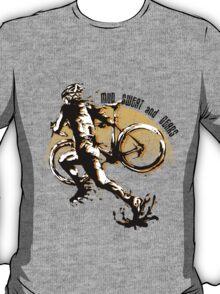 Mud Sweat & Gears Cyclocross  T-Shirt