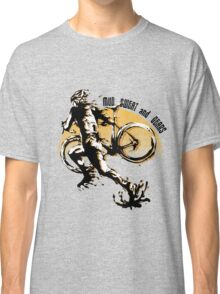 Mud Sweat & Gears Cyclocross  Classic T-Shirt