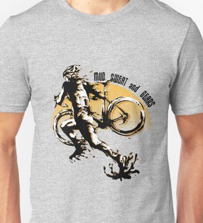 Mud Sweat & Gears Cyclocross  Unisex T-Shirt