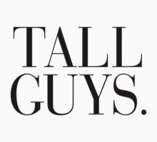 Tall Guys. Vogue Typography by RexLambo