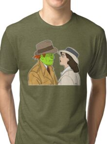 CasaBlanka Tri-blend T-Shirt