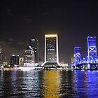 Cityscape Jacksonville by Bob Hardy