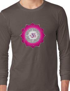Aum 7 Long Sleeve T-Shirt