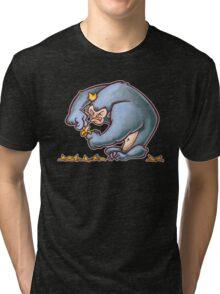 King Banana Tri-blend T-Shirt