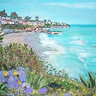 Laguna Beach by Teresa Dominici