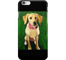 "111. ""Reese the Dog.""  iPhone Case/Skin"