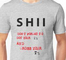 shii Unisex T-Shirt