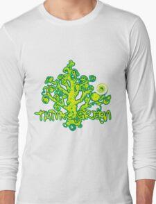 Think_Green Long Sleeve T-Shirt