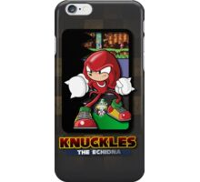 Knuckles iPhone Case/Skin