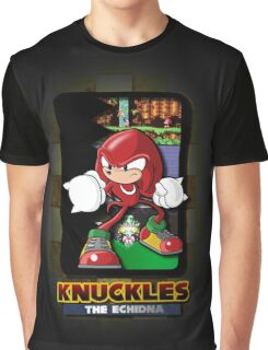 Knuckles Graphic T-Shirt