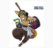 Usopp with logo by Zandramas