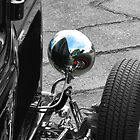 Colorful Reflections- Chrome Headlight by arr333