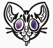 Lil BUB- Space Eyes by XENY