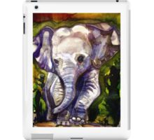 Marching baby iPad Case/Skin