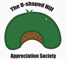 U shaped hill appreciation society standard by thinkingaloud