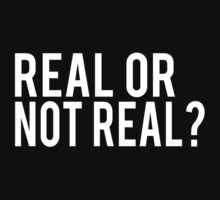 Real or not real?  by Clothos & Co.