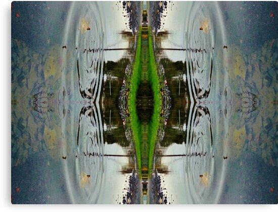 Puddle Portal  by MattAtTheWorld