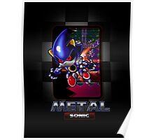 Metal Sonic Poster