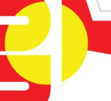 DotStar Studios x Colorado Love Sticker