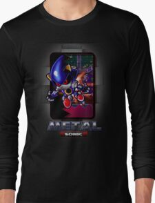 Metal Sonic Long Sleeve T-Shirt